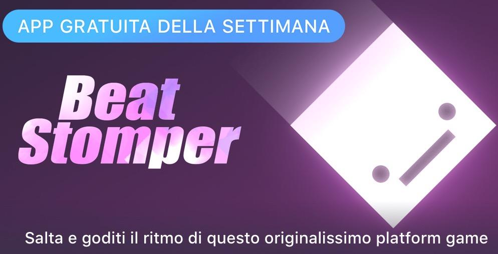 Beat Stomper gratis su AppStore