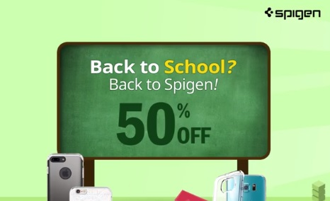Cover Spigen per iPhone e Galaxy S8 scontate del 50% – Fino ad esaurimento
