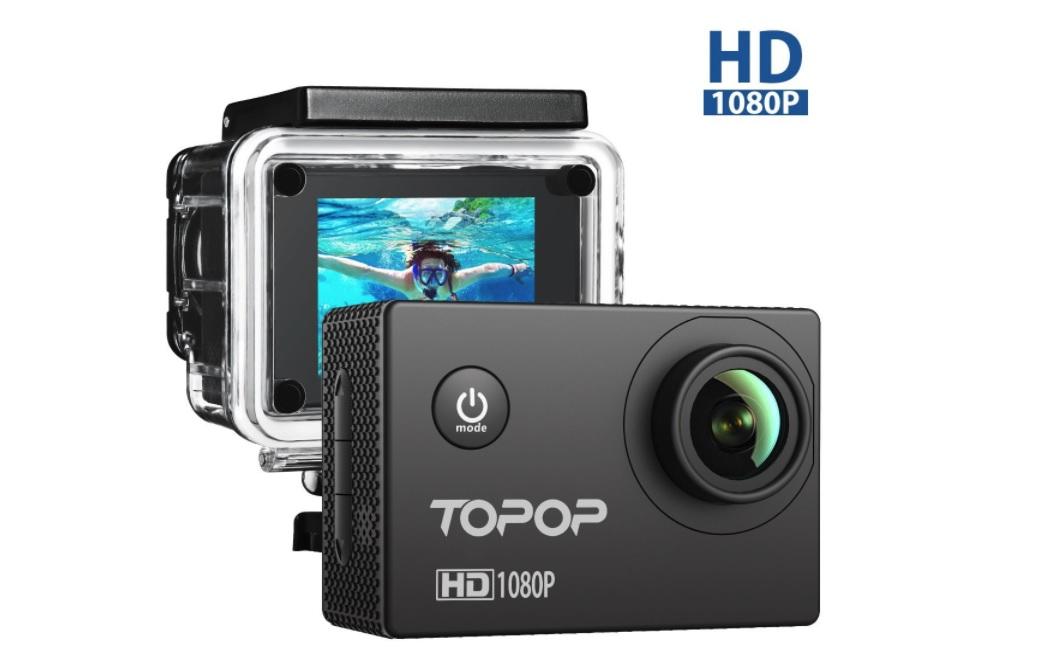 Action Cam 1080P a 23,99€ + Tritaverdure a 11,99€ + Multimetro Digitale a 10,99€ – Scaduto