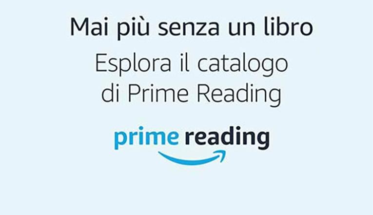 Amazon Prime Reading: centinaia di libri inclusi nel tuo abbonamento Amazon Prime