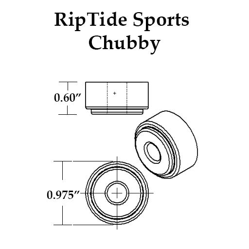 WFB Chubby Longboard Bushings l RipTide Sports