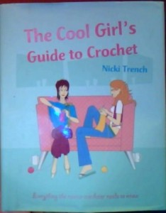 The cover of the book I used to learn to crochet