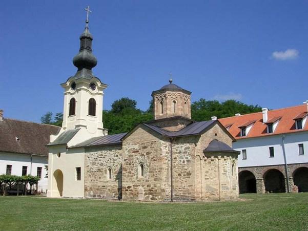 manastirea mesici