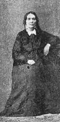 Raluca Eminovici - mama lui Eminescu