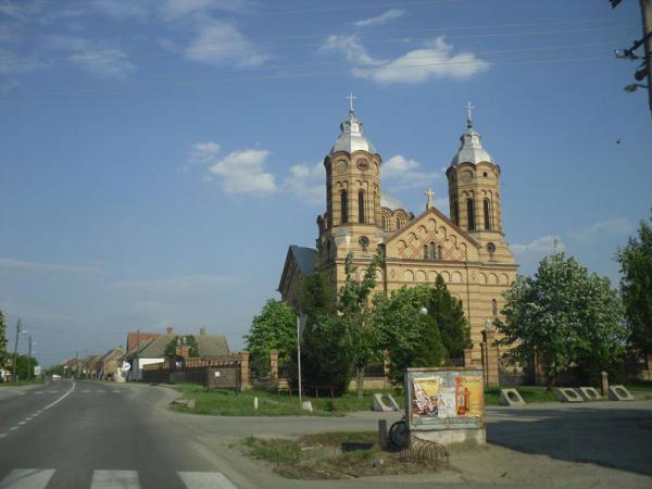 Biserica ortodoxă română din Nicolinț
