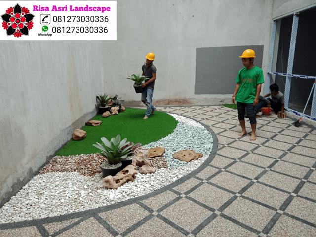 jasa Tukang Taman | Jasa Pembuatan Taman tropis, minimalis, kering, taman mewah bogor
