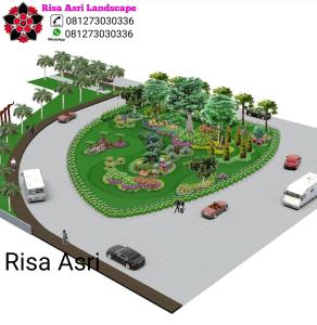 Desain Taman Bali Desain Taman Minimalis, Desain Taman Jepang, Desain Taman Klasik, Desain Taman Kering, Desain Taman Indoor, Desain Taman Outdoor, Desain Taman Dinding (Vertical Garden), dan Desain Taman Mediterania, Taman Atap Roof Garden RoofTop Green Rof Dll Garden & Landscape