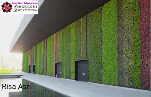 Jasa Pembuatan Vertical Garden Demak, Tukang Taman Vertikal