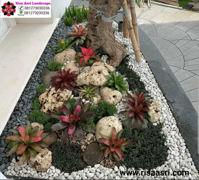 Jasa Tukang Taman Bekasi, Pembuatan Garden Landscape