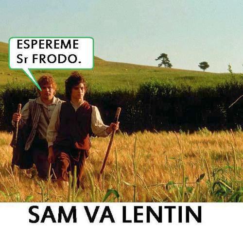 Resultado de imagen de Sam va lentín