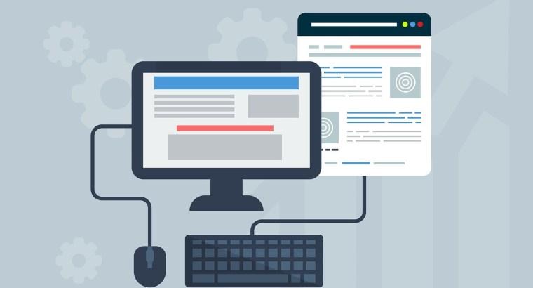 تصميم و تطوير مواقع الويب | تصميم موقع الكتروني