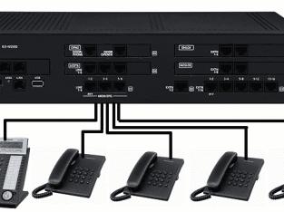 سنترال ip pbx system | سنترال متعدد الخطوط