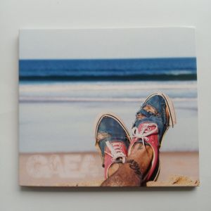 GAEA My Shoes CD front