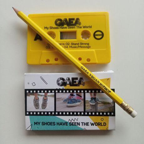 GAEA yellow tape
