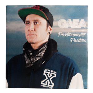 Posi GAEA CD front