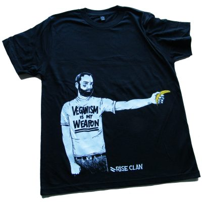 Veganism is my Weapon Tshirt
