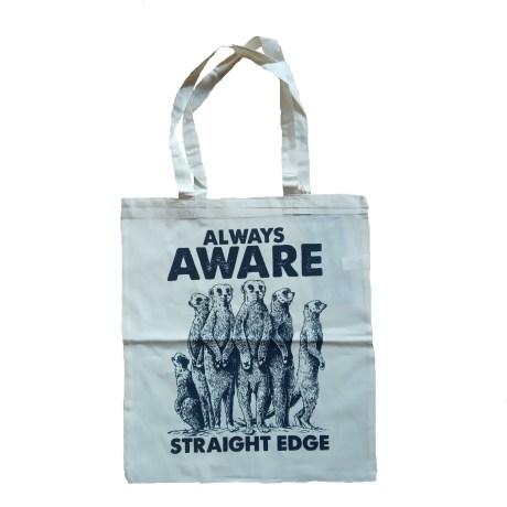 always aware tote bag