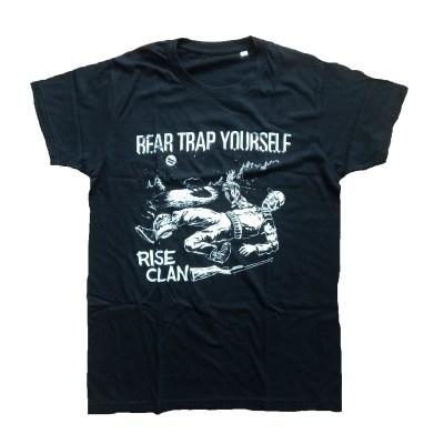 bear trap yourself tshirt