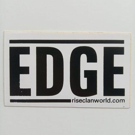 edge rxc sticker