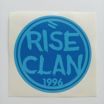 rise clan 1996 sticker