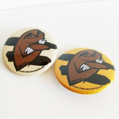 sloth button