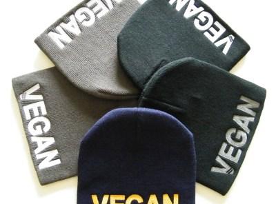 vegan beanies