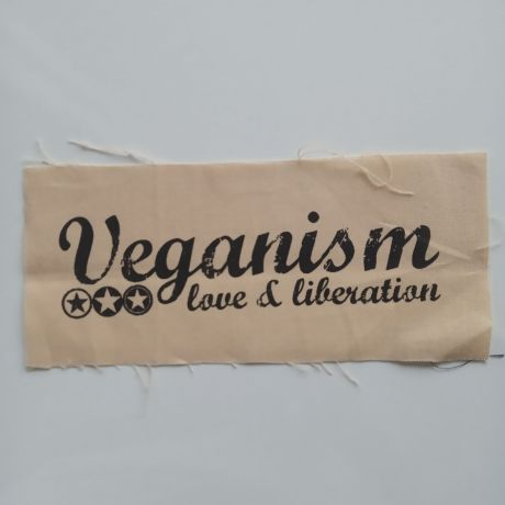 veganism patch