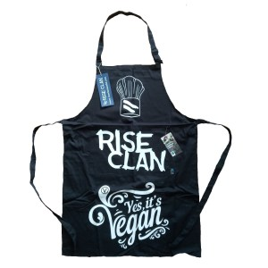 yes its vegan apron