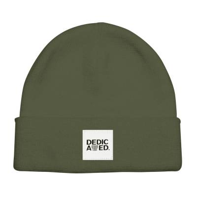 beanie green 1