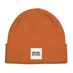 beanie orange 1