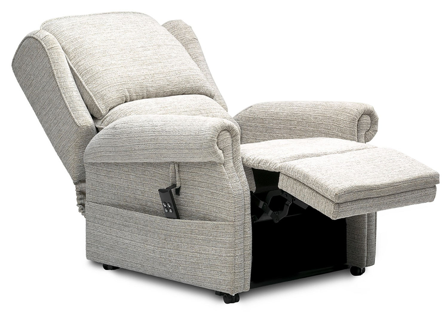 high lift chair swivel base for recliner bedale rise and recline made in britain by craftsmen