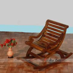 Kids Wood Rocking Chair Cane With Baby Rocker Online India Chairs Buy Rise Only Wooden