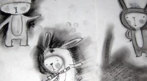Bunnies - By Maxine Lee