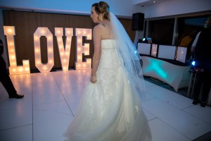 Wedding at Hurlston Hall Golf Spa