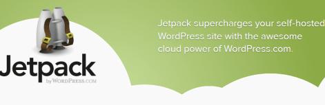 Jet Pack Wordpess plugin