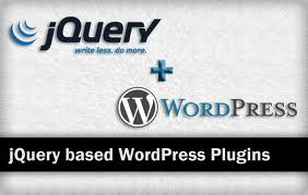 jquery and wordpress