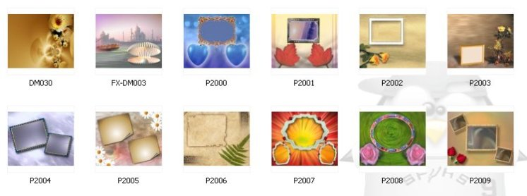 beautiful photoshop background collection