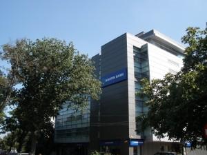 Marfin Bank este filiala bucuresteana a băncii cipriote Laiki Bank