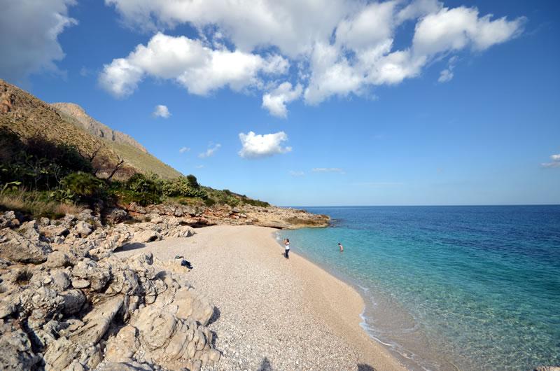 Cala dell'Uzzo | Riserva Naturale dello Zingaro – Sicilia