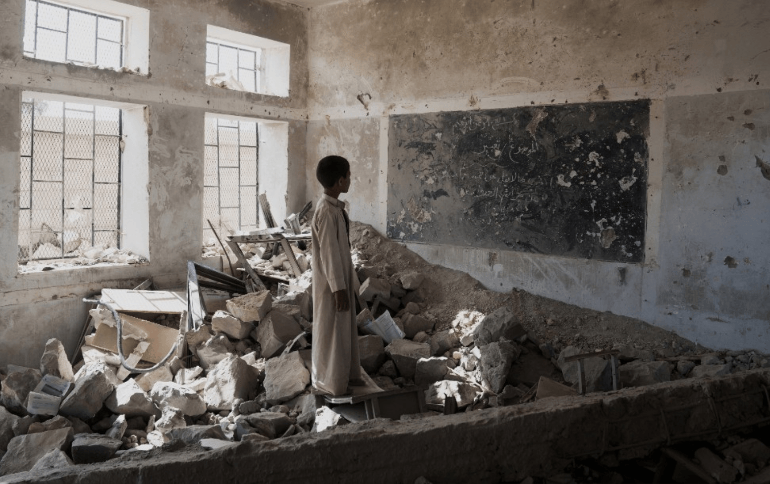 Poverty and Violent Extremism in Yemen