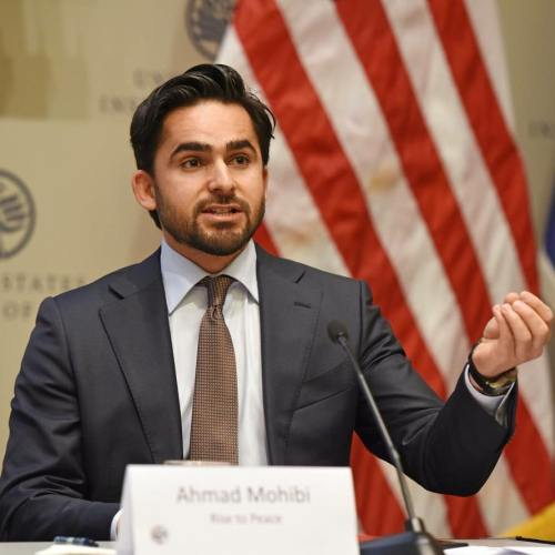 Ahmad Shah Mohibi