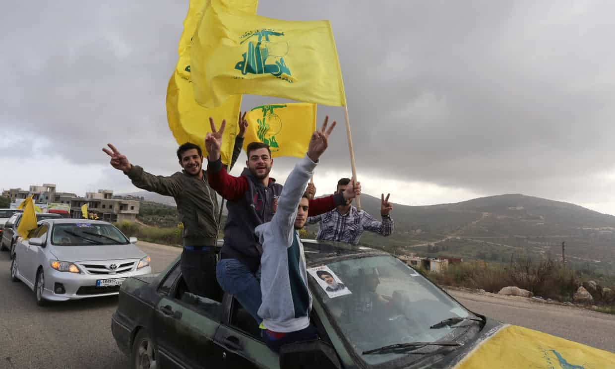 Hezbollah: Exporting the Political Paramilitary Organization Model