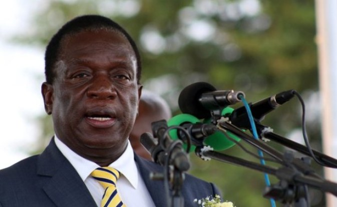 Zimbabwes President Emmerson Mnangagwa 300x184 - On Africa's East Coast, Two Reformers Work to Keep the Peace