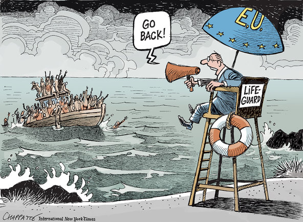 25chappatte tmagArticle - Dividing The Union: How Terrorism Has Changed European Unity