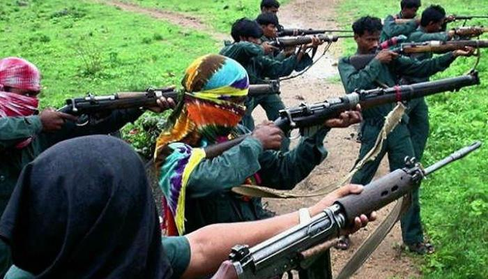 The Naxalite Insurgency
