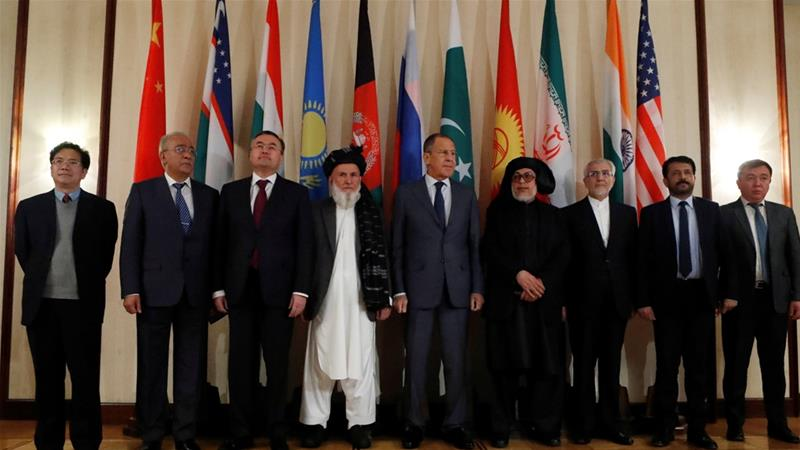 peace talks - Intra-Afghan Peace Talks in the Absence of Afghan Government