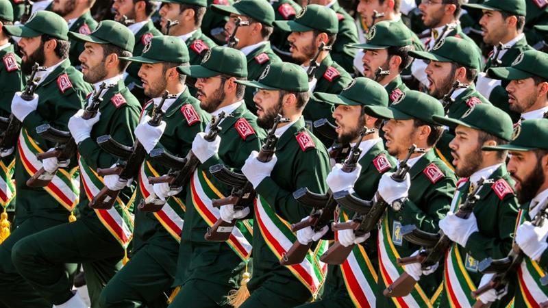 """US Deems IRGC """"Terrorists"""""""