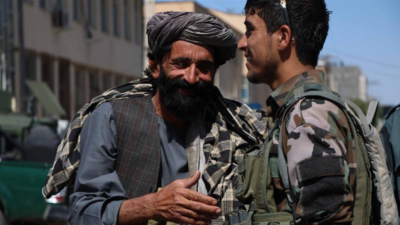 An Afghanistan peace might be in reach, after all