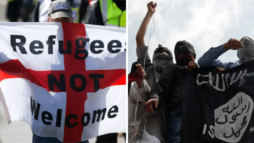 Far-Right Versus Islamist Extremism: Two Sides of the Same Coin