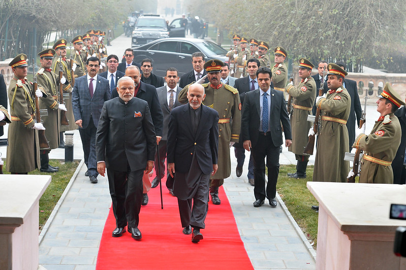 Indo-Afghan Ties and the Prospect of Peace
